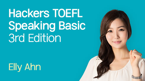 Hackers TOEFL Speaking Basic 3rd Edition